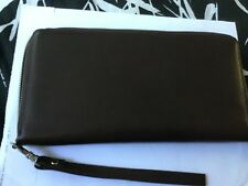 Pre-owned Magellan's Leather Wallet/organizer/checkholder