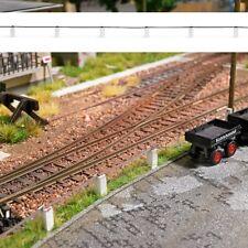 Busch Landschaftsbau Modellbahnen Der Spur H0 Aus Holz Unmontierte
