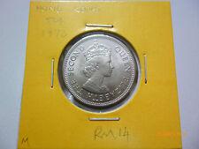 Hong Kong 50 Cents 1972 - BU