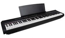 Yamaha P115B 88-Key Weighted GHS Action Digital Piano Black