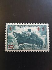 FRANCE TIMBRE N°502 PAQUEBOT PASTEUR NEUF ** MNH