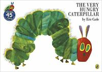The Very Hungry Caterpillar by Eric Carle New Paperback Book!