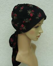 Chemo headscarf, bad hair day scarf, bonnet for short hair, chemo cap, chemo hat