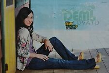 DEMI LOVATO - A3 Poster (ca. 42 x 28 cm) - Clippings Fan Sammlung NEU