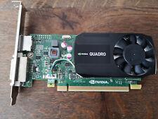 HP 765147-001 nVidia Quadro K620 2GB DDR3 PCIe x16 High Profile