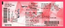 TICKET Billet DISNEYLAND Paris 2018 - 1 jour 2 Parcs - Walt Disney - VINTAGE