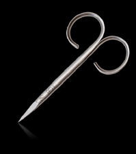 Renomed Straight Fly Tying Scissors | Superb Quality Fly Tying Scissors