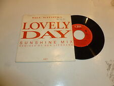 "BILL WITHERS - Lovely Day - 1988 deleted UK 2-track 7"" Juke Box Single"