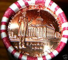 2009 D PROFESSIONAL LIFE LINCOLN CENT ROLL ORIG BK WRAP