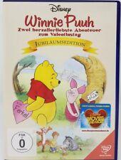 Winnie Puuh - Zwei herzallerliebste Abenteuer zum Valentinstag DVD NEU