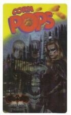 1997 KELLOGG'S BATMAN &ROBIN & BATWOMAN & MR.FREEZE 3D LENTICULAR CARD LOT (3)