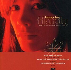 Françoise Hardy - Greatest Recordings [New CD] France - Import