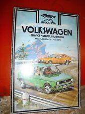 1975-77 VOLKSWAGEN RABBIT SCIROCCO CLYMER SERVICE MANUAL REPAIR HANDBOOK 1976
