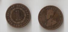 British Honduras 1 cent 1924