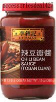 Lee Kum Kee Chili Bean Sauce ( To Ban Djan ) 13 oz