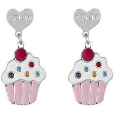Liu Jo Jewellery Junior Collection Baby Bambina Argento Orecchini BLJ364 Cupcake