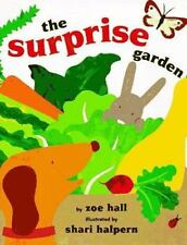 Audio Cassette And Book The Surprise Garden- Scholastic Series