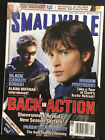 Smallville Magazine #29 Nov/Dec 2008 Alaina Huffman Back In Action Double Issue