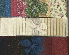 TRIO of THIMBLEBERRIES JELLY ROLLS ~ Nice collection of fabric for QUILT BLOCKS