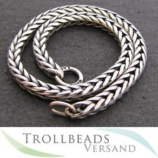 TROLLBEADS Sterling Silber Armband 16 cm - silver bracelet