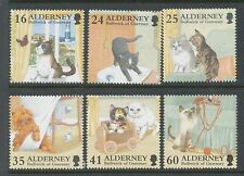 Cats Great Britain Regional Stamp Issues