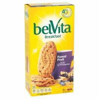 BELVITA FOREST FRUITS Wholegrain Breakfast Biscuits Cookies 300g 10.5oz