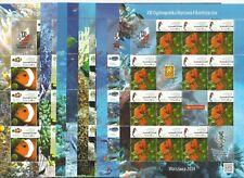 Pologne Polska Poland Polen  Ark. Fi  4566.73 poissons  expos Warszawa 2014