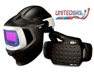 3M Speedglas 9100X MP Adflo Air Fed Welding Helmet