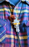 North American Arms NAA .22 Short or LR, NEW Gold color Bolo Tie holster.