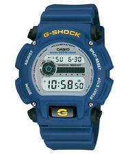 Casio G-Shock Blue Countdown Timer 200m Watch DW-9052-2 DW-9052-2VDR