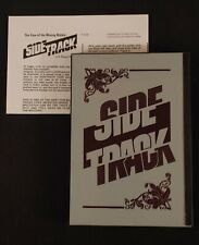 """RARE TENYO T-118 """"SIDETRACK"""" MAGIC TRICK, EXCELLENT+ CONDITION w/INSTRUCTIONS"""