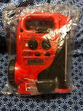 *Marlboro Big Sky Radio Lantern Mcs-75161 Portable Red Vintage New siren lamp
