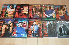 intégrale 10 Coffret DVD SMALLVILLE - intégrales saison 1 à 10 / VF