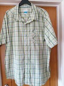 Columbia Short Sleeved Shirt XXL
