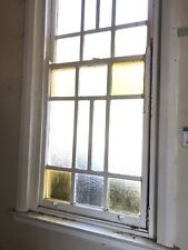 Stained Glass Window Wooden Sashes