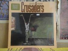 CRUSADERS, GHETTO BLASTER - SEALED LP MCA-5429