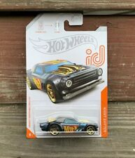HOT WHEELS ID 2020 A CASE CHASE CAR NIGHT SHIFTER #1/8 SPECTRA FLAME