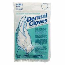 Glove Cotton Dermal Medium George Glove Company