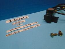 TEAC X-2000R X-2000Rbl Erase Head 4TR Reverse Direction P/N 5378300800 Used