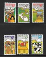 1978 New Zealand~Land Resources~Unmounted Mint~Stamp Set~ UK Seller~