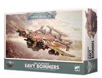 Aeronautica Imperialis Ork Air Waaagh! 'Eavy Bommerz Warhammer 40K