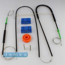 AUDI a3 8l 8l1 lève vitre Kit de réparation avant Droit 2//3 porte 96-03 métal