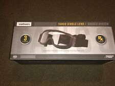 Valken Airsoft V-TAC Tango Protective Eye Goggle System Single Lenses Olive New