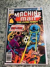 Machine Man #3 The Living Robot VINTAGE COMIC BOOK KEY B2-166