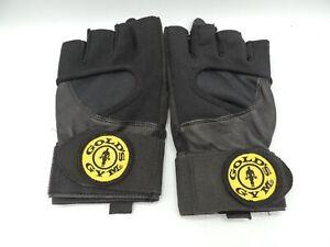 Gold's Gym Classic Wrist Wrap Gloves L/XL Weightlifting Gym WGG5600X12