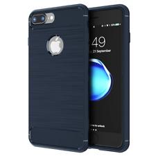 OWM iPhone 7 8 Case Thin Shockproof Brushed
