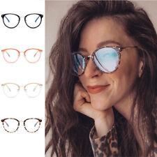 Retro Blue Light Blocking Computer Glasses Anti Glare Fatigue UV Filter Round UK