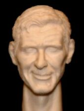 1/6 Scale Scale Custom Harrison Ford Smiling Indiana Jones Action Figure Head