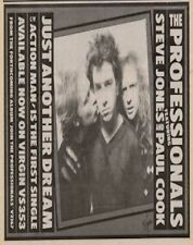 Sex Pistols Pop Music Clippings, Cuttings & Articles