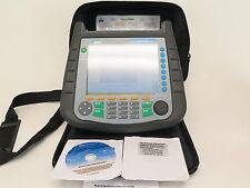 Bird Signalhawk Sh 36s Portable Signal Spectrum Analyzer 100 Khz To 36 Ghz